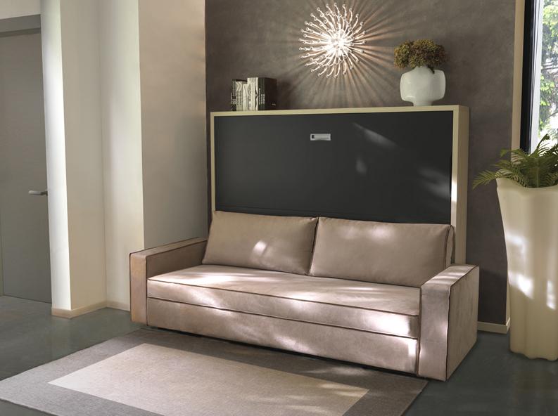 Flip sofa 01 for Lit armoire escamotable rabattable